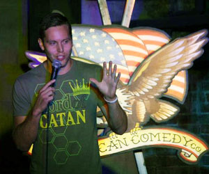 At American Comedy Company